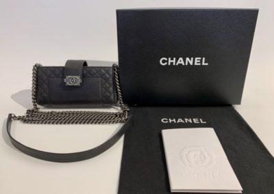 Chanel Boy laukku