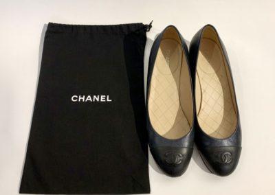 Chanel ballerinat