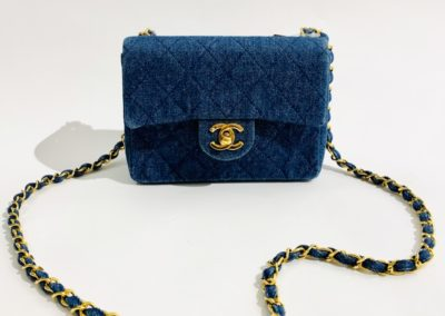 Chanel crossbody laukku