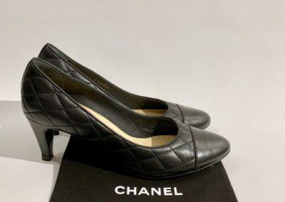 Chanel korkokengät