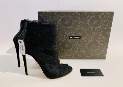 Dolce & Gabbana korkokengät