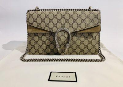 Gucci Dionysus small GG laukku