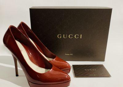 Gucci korkokengät