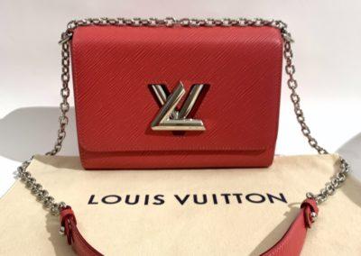 Louis Vuitton Twist MM Epi Grenade