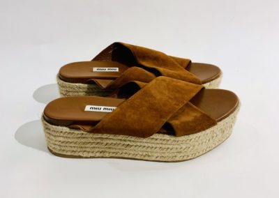 Miu Miu sandaalit