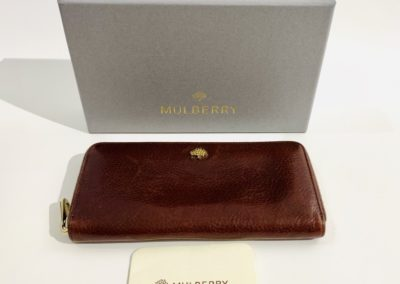 Mulberry lompakko